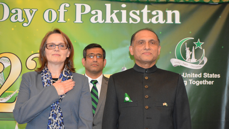 Pakistan Day celebrations in US renew hopes for thaw in