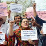 Country-wide protests against harassment of PTM activists