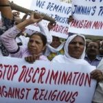 Persecution of minorities at its all-time high