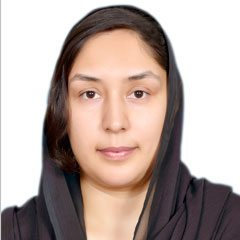 Amna Ejaz Rafi