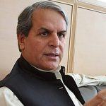 All politicians are product of establishment, says Javed Hashmi