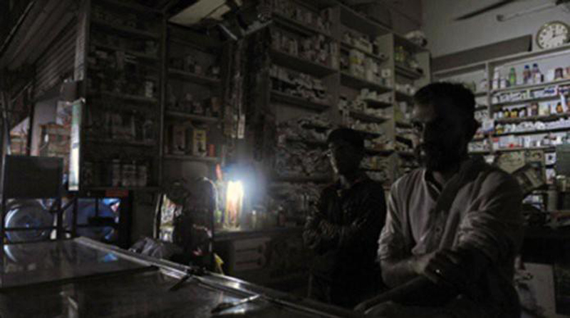 Load shedding - both announced or otherwise - hits hard sweltering country