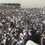 Thousands attend PTM rally in Peshawar demanding constitutional rights for Pashtuns