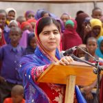 Malala is real, we are not!