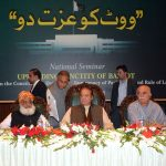 Constitution 'held in abeyance' due to judicial activism: Nawaz