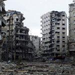 The Syrian civil war — II