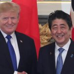 Shinzo Abe's visit to the US