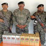 Pak Rangers foil smuggling bid from Indian side