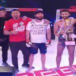 MMA prospect Mehmosh Raza scores convincing win over Ukraine's Igor Gryckiv