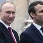 Putin and Macron mount joint defence of Iran nuclear deal
