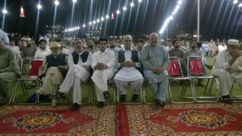 Pashto poets captivate audience at Islamia College's annual