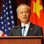China warns against 'glass curtain' in relations with US