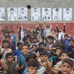 'Heroes for a day' campaign aims to inspire mixed martial arts in Pakistan