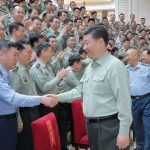Xi calls for research institutions to build a strong military