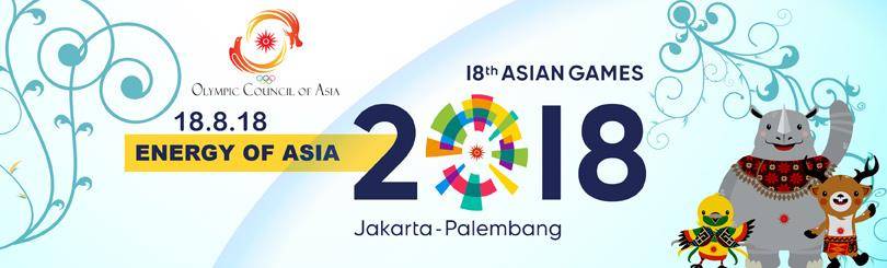 Jakarta Palembang 2018  5128430020726 - Asian Games 2018 English