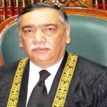 CJP constitutes full bench to hear Justice Isa's plea