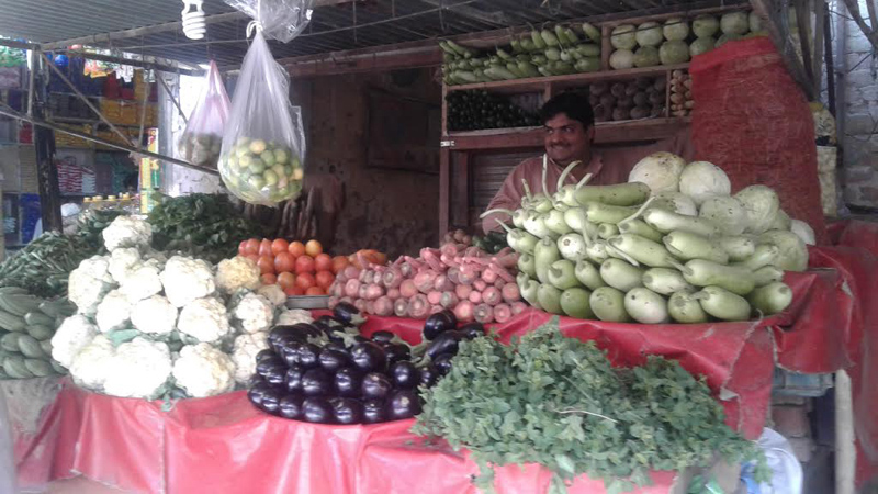 Inflated prices of vegetables, fruits irk people - Daily Times