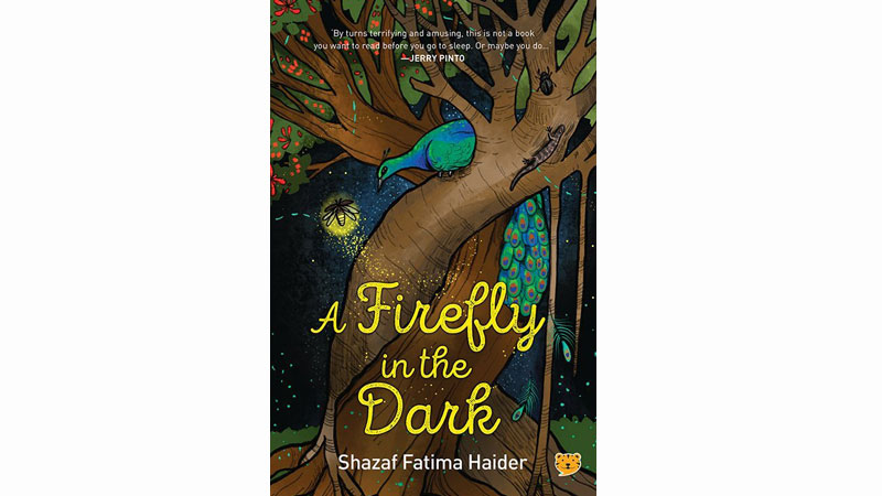 A Firefly in the Dark': Of Jinns, humans and a secret pact - Daily Times