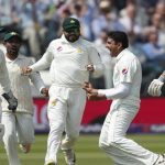 Clinical Pakistan draw first blood