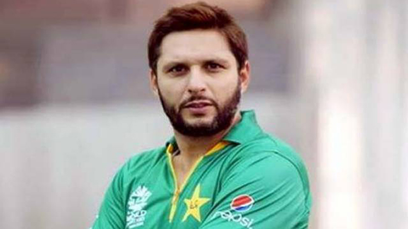 Afridi Faces Backlash Once Again After Controversial