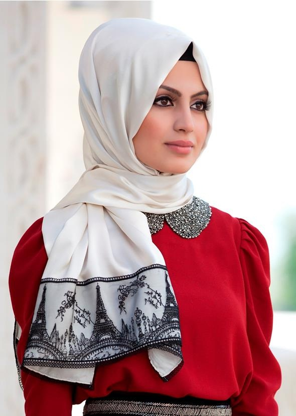 Top Five trendy hijab styles for Iftar parties , Daily Times