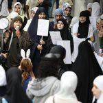 The Muslim veil ban debate: signs of an evolved world?