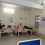 Dilapidated health sector of Balochistan