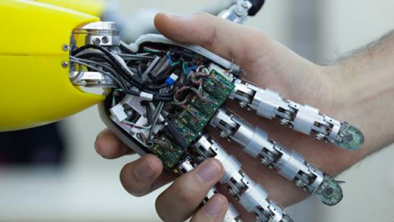 Mou Signed For Robotics Education In Pakistan Daily Times