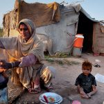 A reminder to remember the poor ones this Eid