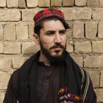 Who gave Manzoor Pashteen the mandate to represent Pashtuns?