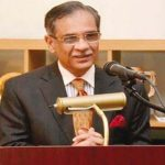 Will request PM to monitor water shortage in Islamabad, says CJP