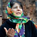 Mehbooba wakes up after BJP dumps her