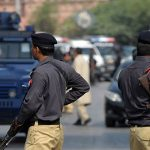 One terrorist shot dead by Karachi police