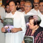 Imran promises welfare state in PTI's manifesto