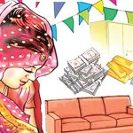 Dowry: a corroding system of the society