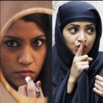 Why not 'Lipstick Under My Burkha'?