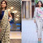 Sari taken to a whole new level