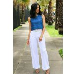 How to style high-waist pants this summer