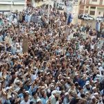 Sporadic protests underway over rigging allegations