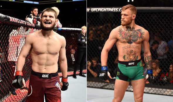 I will change his face', Khabib reveals plans for McGregor