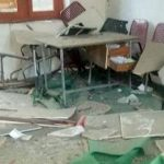 Extremists destroy 12 government schools, most for girls only