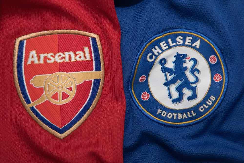 Gunners vs Blues