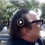 Security officials stop Naeemul Haq on Bana Gala entrance