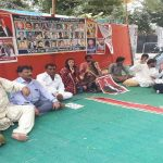 Activists, relatives of missing persons go on hunger strike