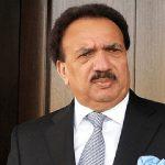 Rehman Malik seeks report on street crimes in ICT