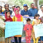 NGOs protest against 'catastrophic' deforestation by feudal lords in Sindh