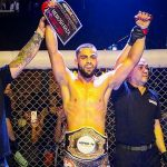 AND NEW — Mehmosh Raza crowned Aspera featherweight king