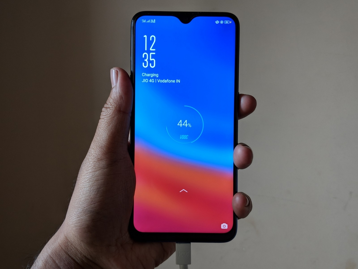 Oppo F9 fails to impress - Daily Times