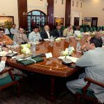 Sindh to take up Karachi's water share the in next CCI meeting
