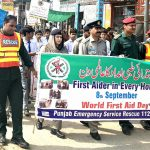 Citizens advised to get first aid training
